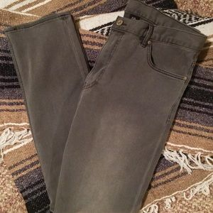 H&M Men's Slim Gray Jeans